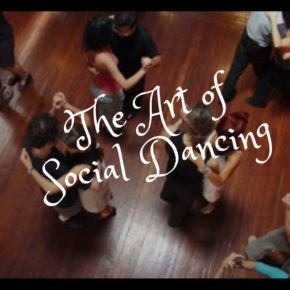Social ballroom dancing.